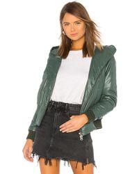 NSF - Avery Puffer Jacket - Lyst