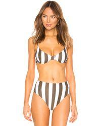 Mikoh Swimwear - Lima Bikini Top - Lyst