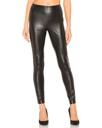 1.STATE - Stretch Faux Leather Legging - Lyst