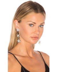 Jennifer Behr - Aurora Earrings - Lyst