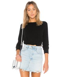 LNA - Brushed Roos Jumper - Lyst