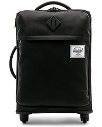 Herschel Supply Co. - Highland Carry On Suitcase In Black. - Lyst