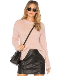 Obey - Veronica Crew Knit - Lyst