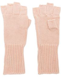 Michael Stars - Give Me Some Cashmere Fingerless Gloves - Lyst