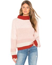 Callahan - Nathalee Sweater In Pink - Lyst