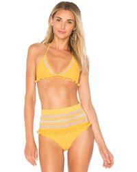 Tularosa - X Revolve Nina Bikini Top - Lyst