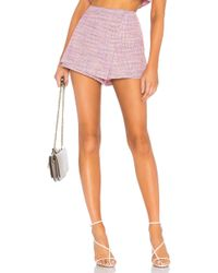 Lovers + Friends - Stargazer Skort In Pink - Lyst