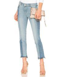 DL1961 - Mara Ankle Straight Jean - Lyst