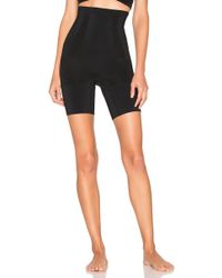 Spanx - Oncore High Waisted Mid Thigh Short - Lyst