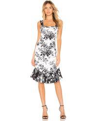 Lover - Sonnet Mini Flip Dress - Lyst