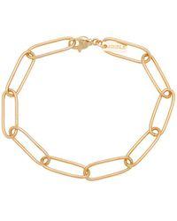 Joolz by Martha Calvo - Tribeca Chain Link Bracelet - Lyst