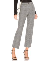 Theory - Cardinal Trouser In Gray - Lyst