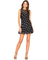 Karina Grimaldi - Isabella Mini Dress - Lyst