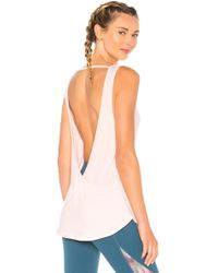 Beyond Yoga | Slink Twice Wrap Tank | Lyst