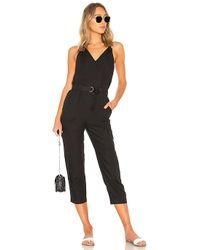 Rag & Bone - Ellen Jumpsuit In Black - Lyst