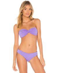 Mara Hoffman - Chey Bikini Top - Lyst