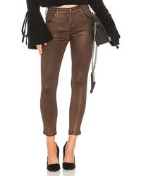 James Jeans - Twiggy Ankle Glossed Skinny - Lyst