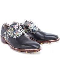 Robert Graham - Limited Edition Printed Golf Shoe - Lyst