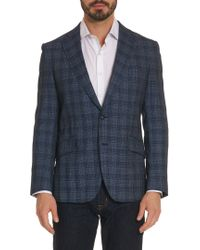 Robert Graham - Holmon Tailored Fit Sport Coat - Lyst