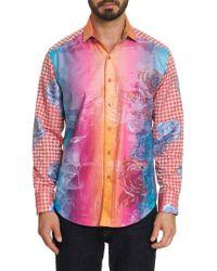 Robert Graham - Limited Edition The Head Turner Sport Shirt - Lyst