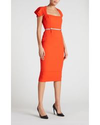 Roland Mouret - Galaxy Dress - Lyst