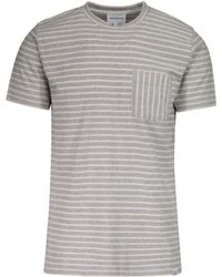 Norse Projects - Niels Pocket Tee - Lyst