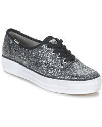 Keds - Triple Glitter Shoes (trainers) - Lyst
