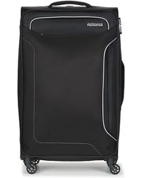 American Tourister - Holiday Heat 77cm 4r Soft Suitcase - Lyst