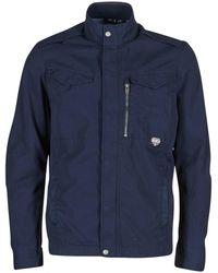 Bench - Cotton Biker Jacket - Lyst