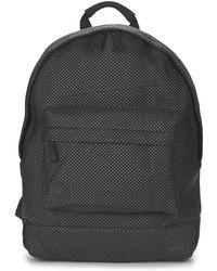 Mi-Pac - Neoprene Dot All Black Backpack - Lyst