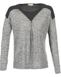 Moony Mood Fipolo Long Sleeve T-shirt - Gray