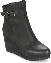 Moda In Pelle - Camelio Low Ankle Boots - Lyst
