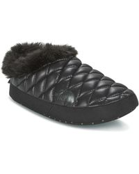 The North Face - Tent Womens Fur Mule Iv - Lyst