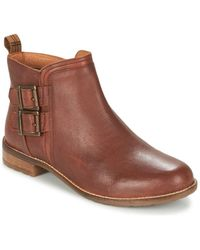 Barbour - Sarah Low Low Boots - Lyst