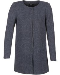ONLY - Sidney Coat - Lyst