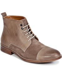 Hush Puppies - Gage Parkview Mid Boots - Lyst