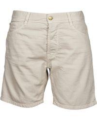 Acquaverde - Boy Short Shorts - Lyst