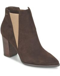 Les P'tites Bombes - Ileane Low Ankle Boots - Lyst