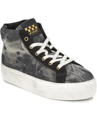 No Name - Shake Mid Cut Shoes (high-top Trainers) - Lyst