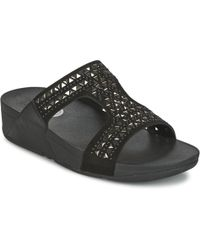 Fitflop - Carmel Slide Mules / Casual Shoes - Lyst