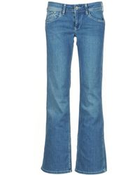 Pepe Jeans - Pimlico Bootcut Jeans - Lyst
