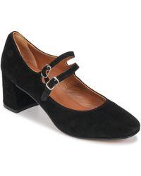 Betty London - Joho Women's Court Shoes In Black - Lyst