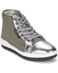 United Nude - Jump Shoes (high-top Trainers) - Lyst