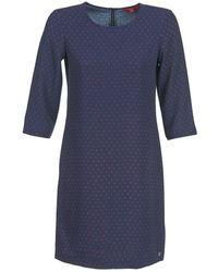 S.oliver - Tesse Dress - Lyst