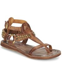 A.S.98 - Rame Sandals - Lyst