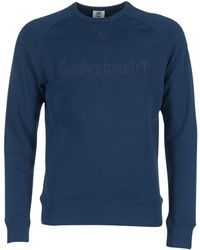 Timberland - Westfield River Men's Sweatshirt In Blue - Lyst