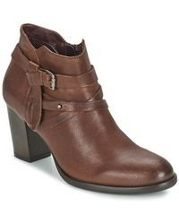 Marc O'polo | Caldew Low Ankle Boots | Lyst