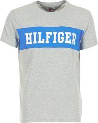 Hilfiger Denim - Thdm Basic Cn T-shirt S/s 12 T Shirt - Lyst