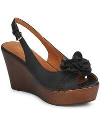 Moda In Pelle - Pecan Sandals - Lyst