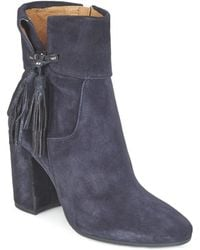 Fericelli - Fadoi Low Ankle Boots - Lyst
